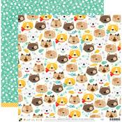 Cats Paper - Playful Pets - DCWV