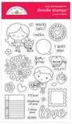 You're Sweet Doodle Stamps - Doodlebug