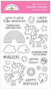 Rainbows & Unicorns Stamps - Doodlebug