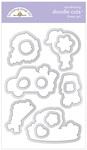 Flower Girl Doodle Cuts - Doodlebug