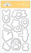 Hoppy Easter Doodle Cuts - Doodlebug