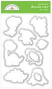 Dino-mite! Doodle Cuts - Doodlebug
