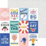 Big Top Quotes Paper - Bigtop Dreams - Pebbles