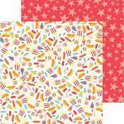 Circus Treats Paper - Bigtop Dreams - Pebbles