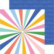 Carousel Paper - Bigtop Dreams - Pebbles