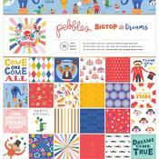 Big Top Dreams 12 x 12 Paper Pad - Pebbles