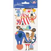 Big Top Dreams Icon Ephemera - Pebbles