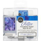 Galaxy Surge American Crafts Color Pour Glitter Mix-In Kit