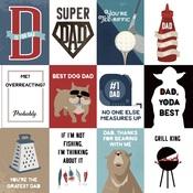 Super Dad Paper - Best Dad Ever - Photoplay - PRE ORDER