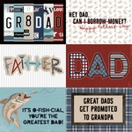 Gr8 Dad Paper - Best Dad Ever - Photoplay