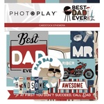 Best Dad Ever Ephemera - Photoplay