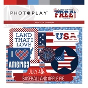 Land of the Free Ephemera - Photoplay