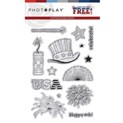 Land of the Free Stamps - Photoplay