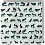 Wold Pack Paper - Wolf Pack - Heidi Swapp