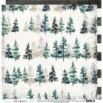 Woodsy Paper - Wolf Pack - Heidi Swapp