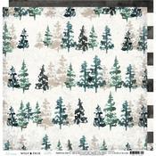 Woodsy Paper - Wolf Pack - Heidi Swapp