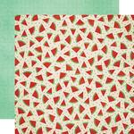Watermelon Paper - Celebrating Freedom - Bo Bunny
