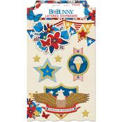 Celebrating Freedom Adhesive Layered Chipboard