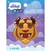 Beast EK Disney Emoji Squishy Sticker - PRE ORDER