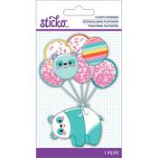 Animal Balloon Sticko Floaty Sticker