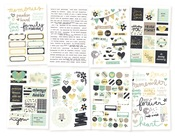 Heart Sticker Sheets - Simple Stories