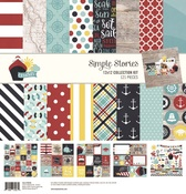 Cruisin' Collection Kit - Simple Stories - PRE ORDER