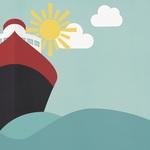 Set Sail Paper - Cruisin' - Simple Stories