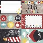 4x6 Elements Paper - Cruisin' - Simple Stories