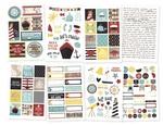 Cruisin' Stickers - Simple Stories