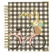 2019-2020 Live Simply 17 Month Weekly Spiral Planner - Simple Stories