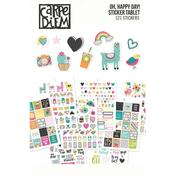 Oh Happy Day Sticker Tablet - Simple Stories - PRE ORDER