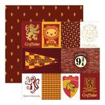 Gryffindor House Tag Paper - Harry Potter™ - Paper House