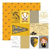 Hufflepuffs Paper - Harry Potter™ - Paper House