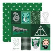 Slytherin House Paper - Harry Potter™ - Paper House
