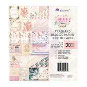 Golden Coast 6x6 Paper Pad - Prima