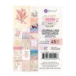 Golden Coast 3X4 Journaling Cards - Prima