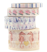 Golden Coast Decorative Tape - Prima