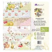 Fruit Paradise 12X12 Paper Pad - Prima