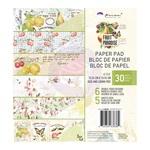 Fruit Paradise 6X6 Paper Pad - Prima