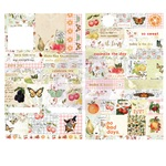 Fruit Paradise Quote And Word Stickers - Prima