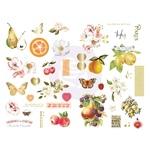 Fruit Paradise Chipboard - Prima