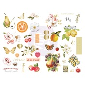 Fruit Paradise Chipboard - Prima