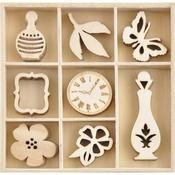 Antiquities Wood Flourishes - KaiserCraft