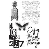 Antiquities Clear Stamps - KaiserCraft