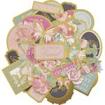With Love Collectables Cardstock Die-Cuts - KaiserCraft