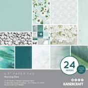 Morning Dew 6 x 6 Paper Pad - KaiserCraft