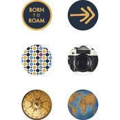 Journey Adhesive Curios - KaiserCraft - PRE ORDER