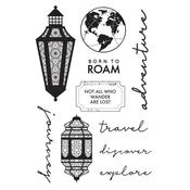 Journey Clear Stamps - KaiserCraft