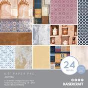 Journey 6 x 6 Paper Pad - KaiserCraft