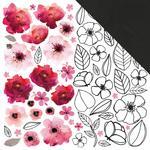 Pink Paper - Magenta - KaiserCraft
